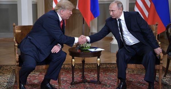 """Trump gibt Biden """"Tipp"""" für Treffen mit Putin"""