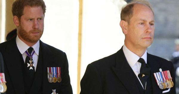"Prinz Edward: Situation mit Harry ""sehr traurig"""