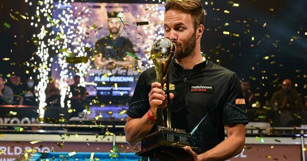 Weltmeister! Albin Ouschan am Billard-Zenit