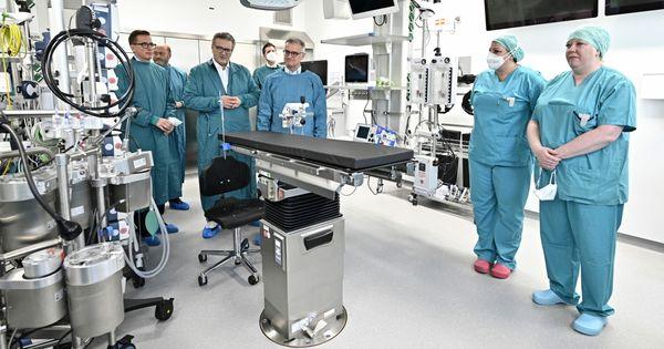 Neues OP-Zentrum für Kinder geht im AKH in Betrieb