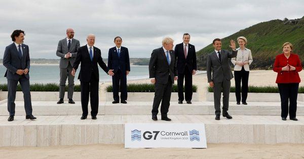 Corona und Klimawandel beherrschen den G7-Gipfel