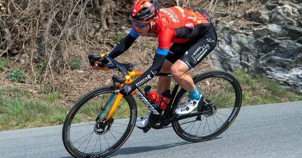 Pernsteiner Etappen-Dritter bei der Tour de Suisse