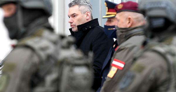 Nehammer schickt Cobra an litauische Grenze