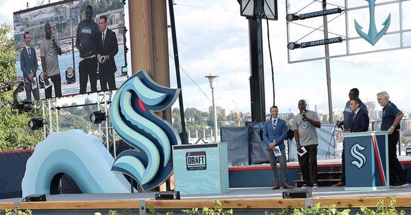 Seattle Kraken: Feier nach Aufnahme in die Liga