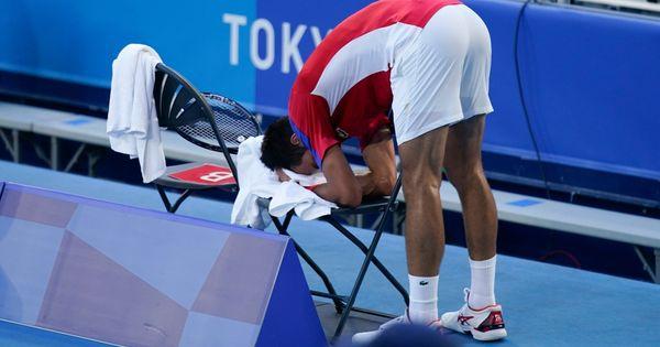 Blech statt Golden Slam für Novak Djokovic
