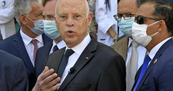 Tunesien: Aussetzung des Parlaments verlängert