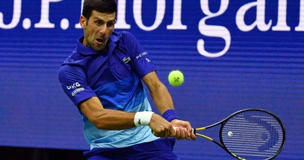 US Open: Novak Djokovic gegen Kei Nishikori