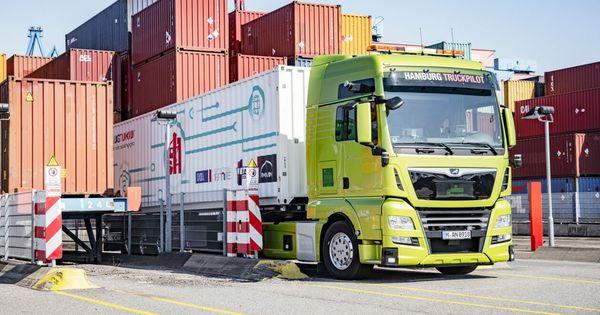 "Autonome Trucks ""Game Changer"" im Transportwesen"