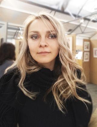 Portraitfoto Elena Staritsyna