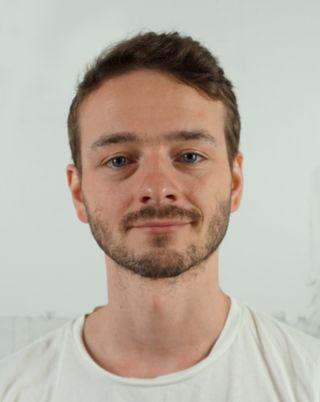 Portraitfoto Benedikt Tammer