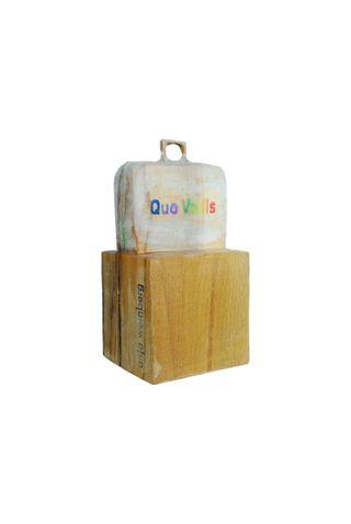 Koffer Quo Vadis, Regenbogen