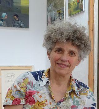 Portraitfoto Edith Oellers