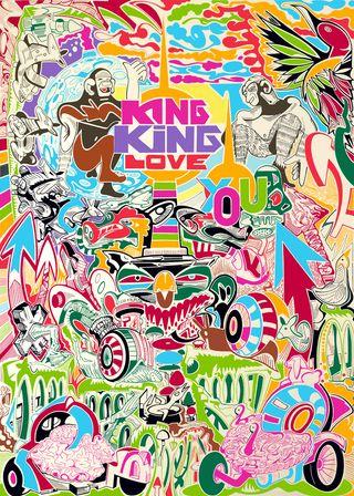 Spirit of King King Love