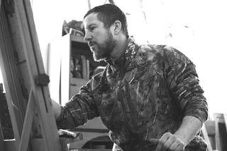 Portraitfoto Jan Kromarek