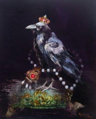 Oda to Crow