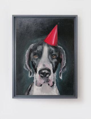 Tierportrait I Dogge