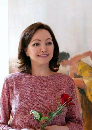 Portraitfoto Irina Musonov