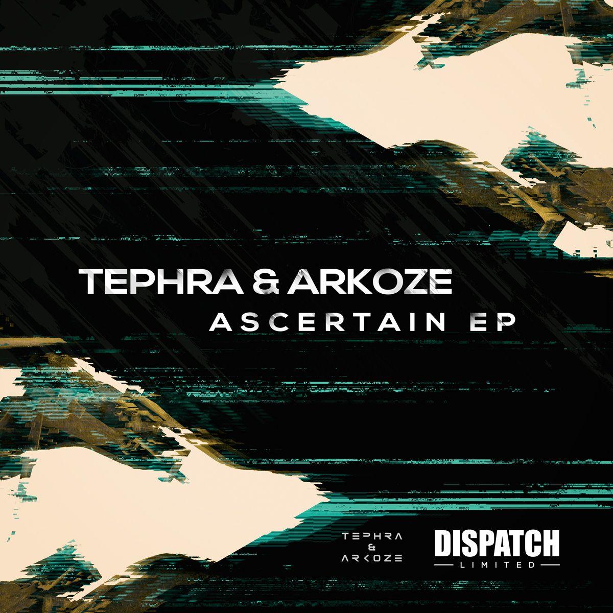Ascertain EP - Tephra & Arkoze - DISLTD032 | In Reach Magazine