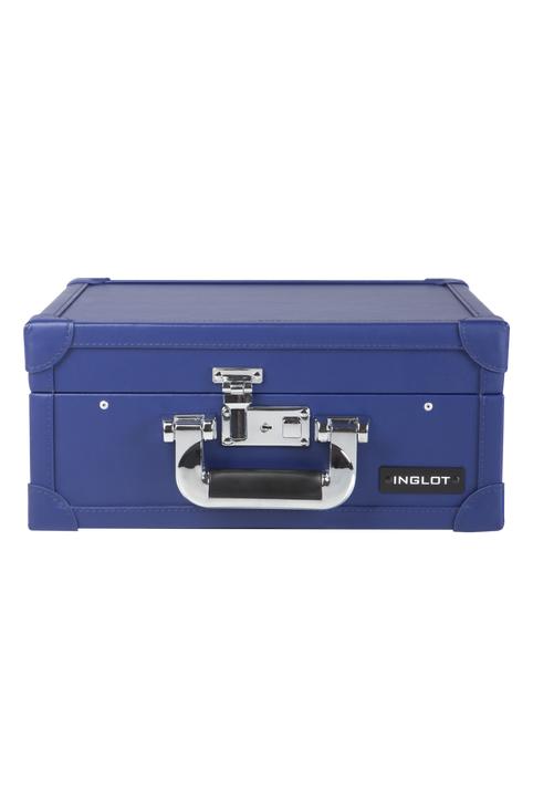 INGLOT MAKEUP CASE ROYAL BLUE MINI KC-AC16