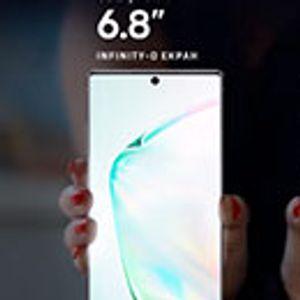 Разликата меѓу Samsung Galaxy Note 10 и Note 10+