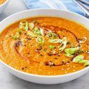 Супа от джинджифил и моркови