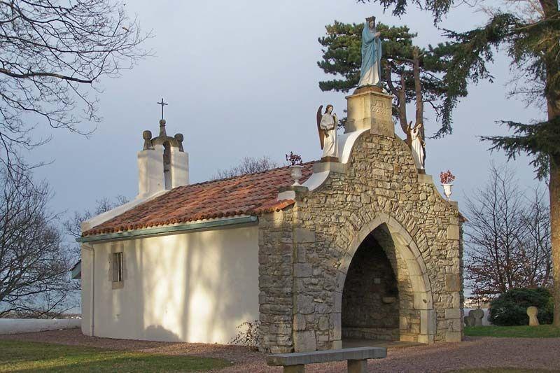 photo de chapelle ND de Sokorri
