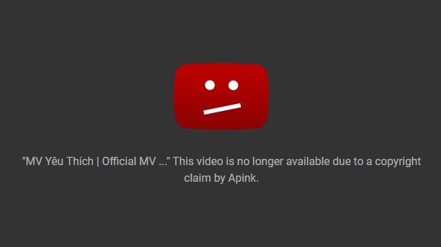 Vừa phát hành, MV mới của Quán quân Sao Mai 2017 đã bị YouTube gỡ vì đạo trắng trợn MV của A Pink? - Ảnh 5.