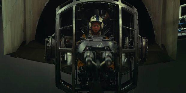 Tạo hình cực ngầu của Ngô Thanh Vân trong Star Wars: The Last Jedi được sản xuất búp bê - Ảnh 2.