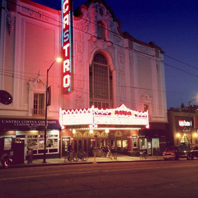 美國西岸長征遊記 – Castro Theatre, San Francisco