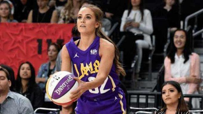 懂個籃籃球女神:雷霆防守悍將Roberson女友-- Rachel