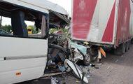 ДТП в Житомирской области: установлены личности четырех погибших