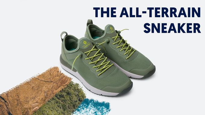 Tropicfeel 2.0 全能涉水快乾運動鞋 | Searching C