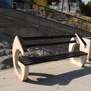 Поставена урбана опрема на кејот во Ваташа