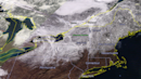 Storm to aim for Northeast and unload heavy snow, strong winds