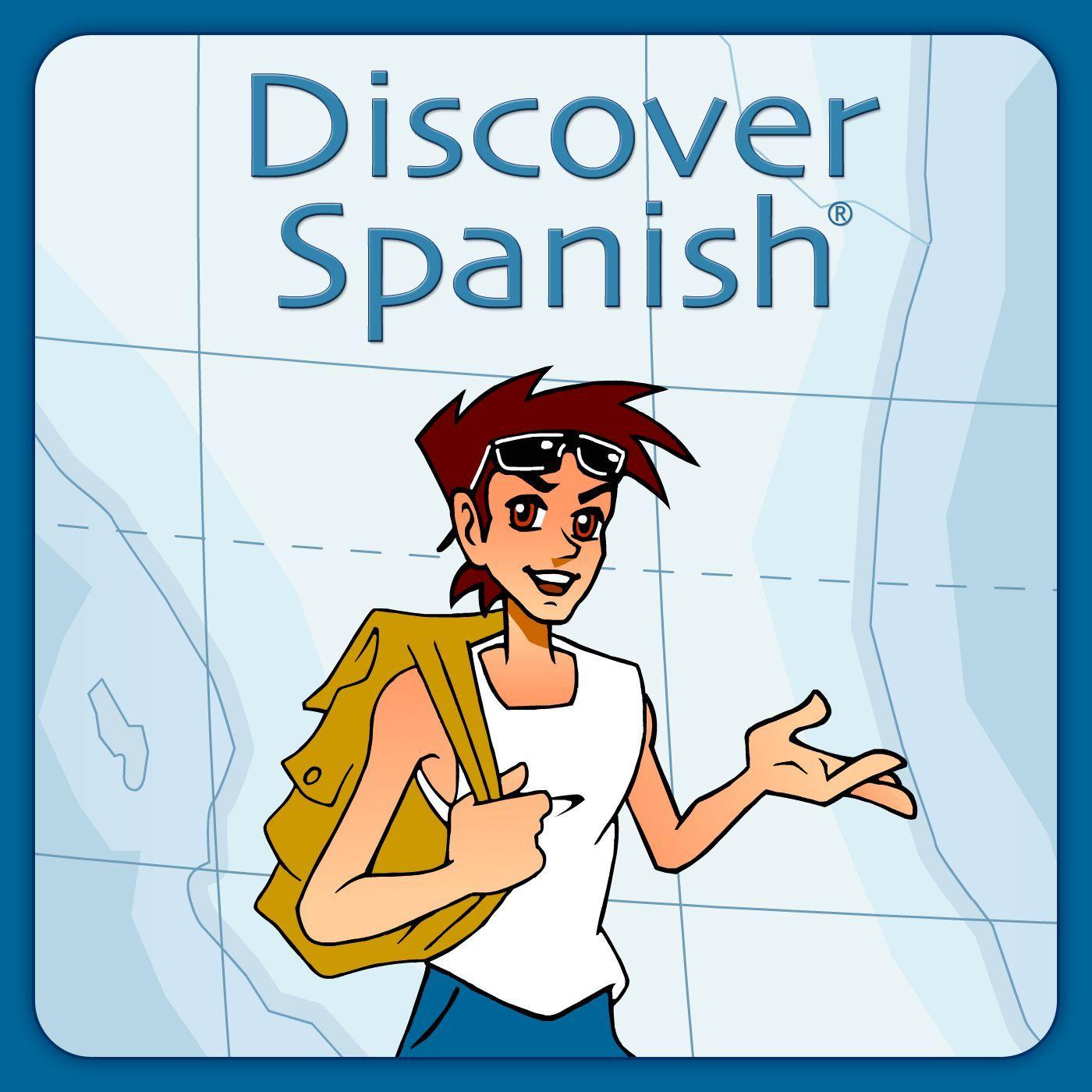 Lesson 35 - Discover Spanish
