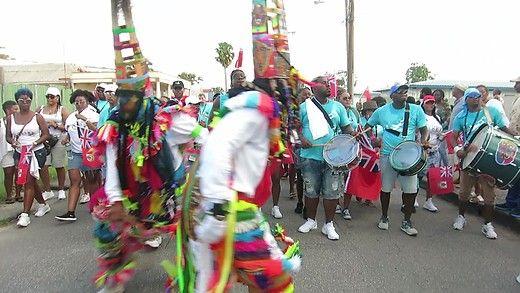 CARIFESTA X111, Barbados. Film by by Rasheed Boodhoo