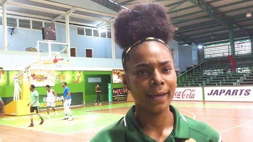 Youth Hoops Basketball Clinic & Tour (Guyana)