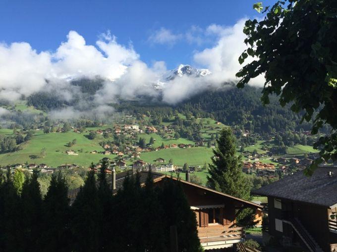 瑞士~你是如此難以忘記❤️格林德瓦~世界上最美的村落。