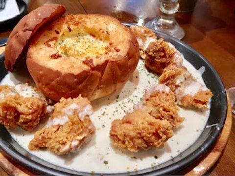 [飲食] 韓式炸雞好「芝」味!❤ @Sodam Chicken