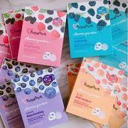 [護膚] 為肌膚注入活力 ❤ 韓國製 Happy Mask莓果花園面膜系列