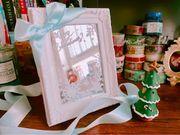 [手作] Last Minute聖誕裝飾DIY ❤ 自製Snowflake Mirror 冬日雪花鏡
