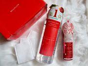 [保養] 為肌膚卸壓!❤ BEAUCLAIR 楊桃保濕卸妝水+毛穴管理水
