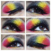 專題 - 世界盃 開鑼 32強國旗化妝 資料介紹 比利時 (Belgium)