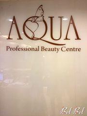 艾炙肚療法 @Aqua Professional Beauty