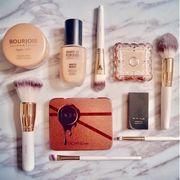 [美妝] 有片。高CP時尚美妝掃 ❤ ZOAY Professional Beauty Brush