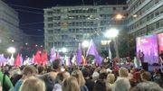 那年,我身處於政治氣氛籠罩下的雅典