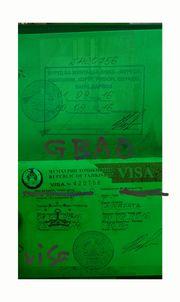 前往塔吉克前預備簽証的小資訊