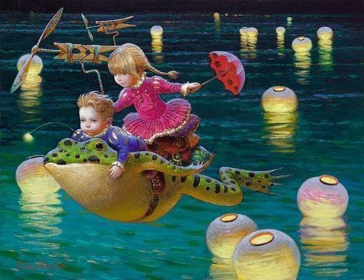 星座故事-雙魚女