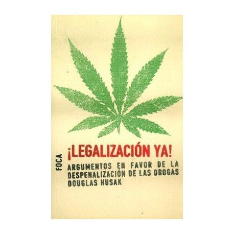 ¡Legalización ya! - Librería Oniria