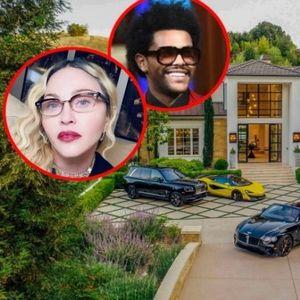Имението, което Мадона купи от The Weekend за 19,3 милиона долара (снимки и видео)